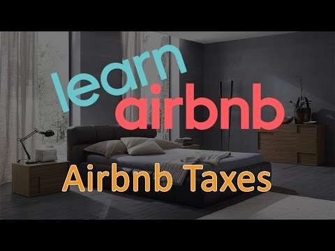 Airbnb Taxes and Tax Reporting Tips