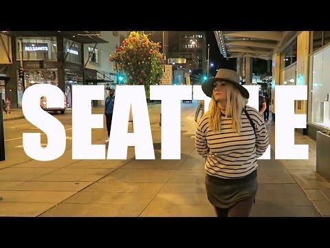MONAT FLEW ME TO SEATTLE!