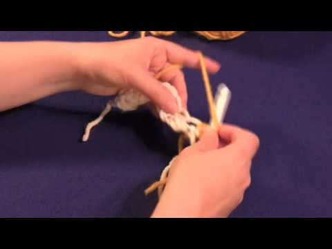 Half Double Crochet (Half Treble UK)