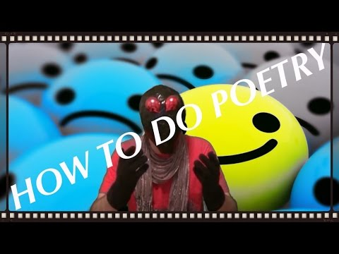 How to do poetry | The Freak