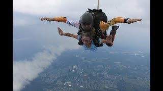 N.J. great-grandmom went skydiving for her 90th birthday