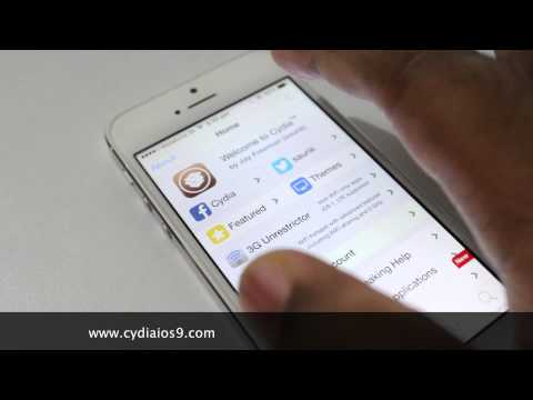 How to Get Cydia on iOS 9 iPhone 6 Plus iPhone 5S iPhone 5 iPhone 4S