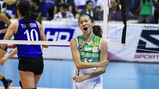 Top 10 Powerful Sharp Attacks By Kim Dy
