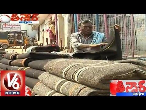 Heritage Gongadi (Blankets) exhibition in Hyderabad - Teenmaar News