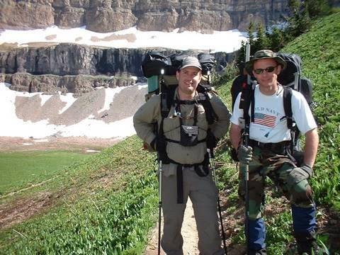 Large Frame Backpacks:  Kelty Super Tioga Part 2