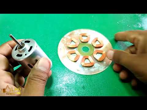 how to make #free energy generator at home with magnet and battery output 220 volt
