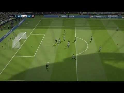FIFA 15 Friendly Match Xbox Live Indonesia vs Malaysia Xlive