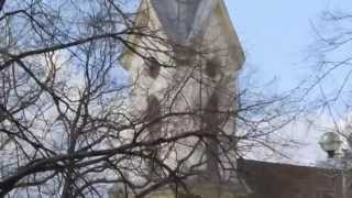 Nagypénteki harangszó a Kispest-központi református templomból - Karfreitag glocken von Kispest