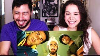 FUKREY | Ali Fazal | Trailer Reaction w/ Natalia!