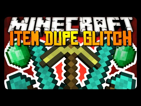 Minecraft: FULL INVENTORY DUPLICATION GLITCH! (1.8.3 Single Player)