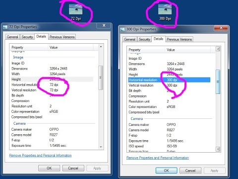 Save Image to 300 Dpi in Photoshop Easy Steps, Works!
