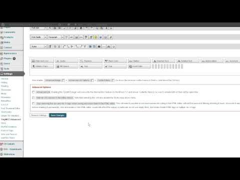 Responsive WordPress BlackStudio TinyMCE (Visual Editor Widget) Explained