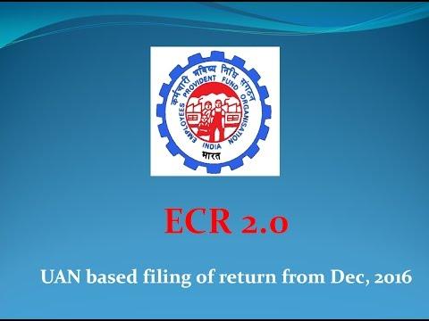 UAN based New ECR 2 0