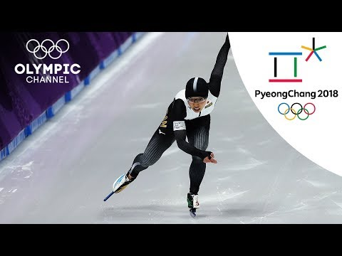 Nao Kodaira's Speed Skating Highlight | PyeongChang 2018