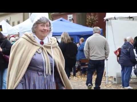 Apple Butter Stirrin' Festival in Historic Roscoe Village