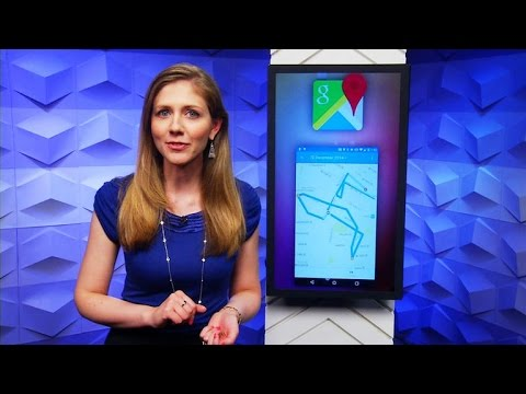 CNET Update - Google Maps Timeline shows everywhere you've been