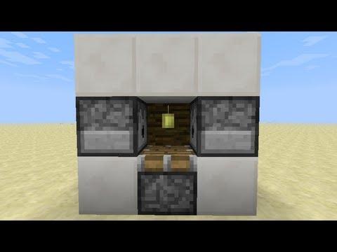 Minecraft Farm - Fastest Automatic Cocoa Bean Farm (13w05b)