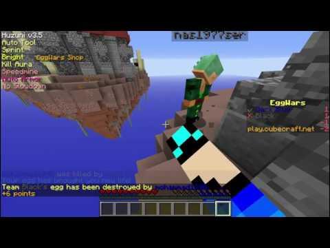 Minecraft hack egg wars #3