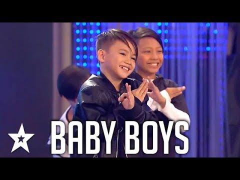 KIDS DANCE GROUP Storm Pilipinas Got Talent 2018   Got Talent Global