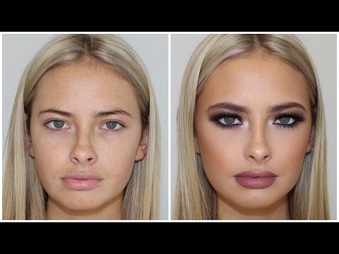 Hooded Eyes Halo Eye Makeup Tutorial ♡ Too Faced X NikkieTutorials Palette ♡ Jasmine Hand