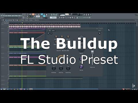 FL Studio Effect Preset: The Buildup
