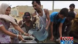 Special Report| Water problems in Karachi