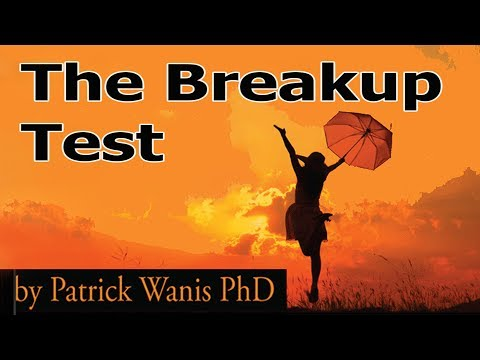 Are You Over Your Ex? The Breakup Quiz Test