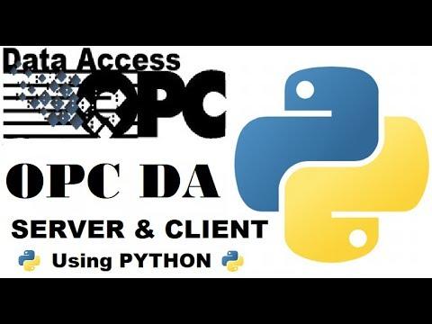 OPC DA | PYTHON | SERVER | CLIENT - PakVim net HD Vdieos Portal