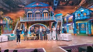 Live From The Kapil Sharma Show | 1983 World Cup Team | Kapil Dev | Sreekanth | Mohinder Amarnath