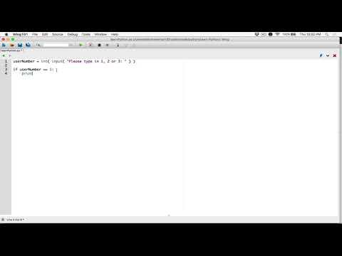 54. If-elif-else statement - Learn Python