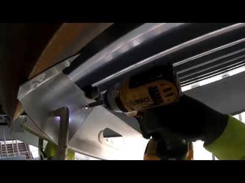 metal stud framing:ceiling