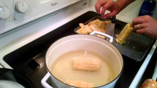 Preserving The Harvest How To Freeze Corn