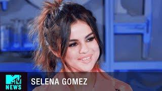 Selena Gomez Talks Bad Liar Sampling Psycho Killer By Talking Heads Mtv News