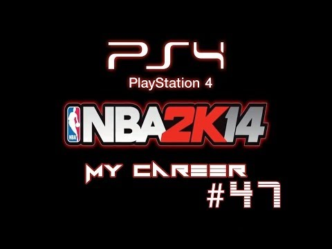 NBA 2K14 [PS4] MyCareer - Ep. #47 - Turnover-Party [German]