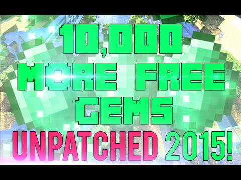 Minecraft: How to Get EVEN MORE Free Gems on Mineplex Server [UNPATCHED 2015]