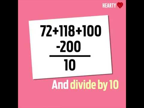 calculate your own Heart Beat.