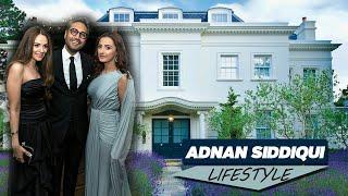 Adnan Siddiqui Lifestyle | Adnan Siddiqui in Hollywood Movie | Adnan Siddiqui Wife