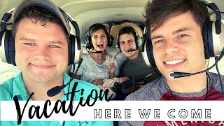 Flying to Florida in a 64 Year Old Plane!