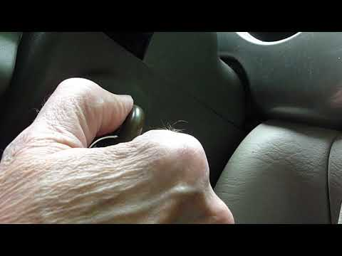 PT CRUISER Ignition Key Dance for Getting ERROR CODES on Odometer Display