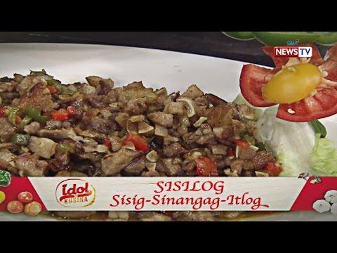 Idol sa Kusina: Sisig-Sinangag-Itlog
