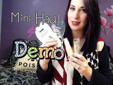 Mini haul & quickie demo   Hard Candy