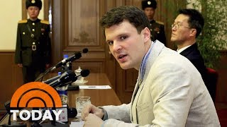 President Donald Trump Says After North Korea Summit 'Otto Warmbier Did Not Die In Vain