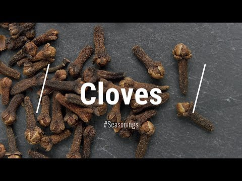 All About Cloves || Le Gourmet TV Recipes