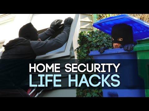 Home Security Life Hacks