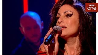 Amy Winehouse tribute act Tania Alboni sings Back To Black - Even Better Than the Real Thing
