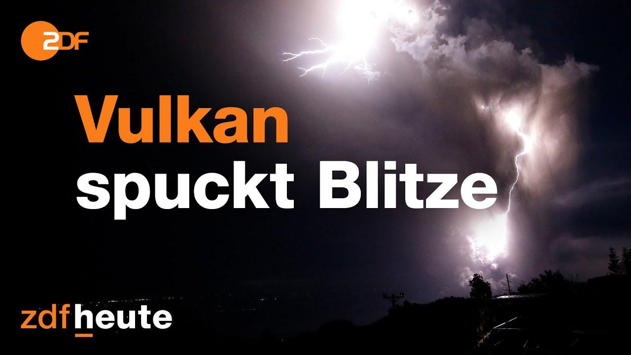 """Gefährliches Spektakel: Vulkanausbruch """"Taal"""" auf den Philippinen"""