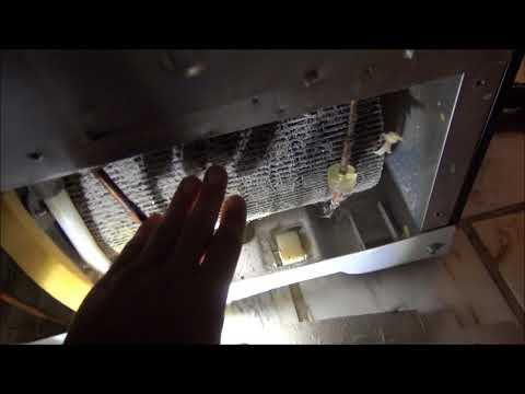 GE Condenser Cleaning