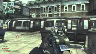 Call of Duty Modern Warfare 3 Multiplayer Gameplay #233