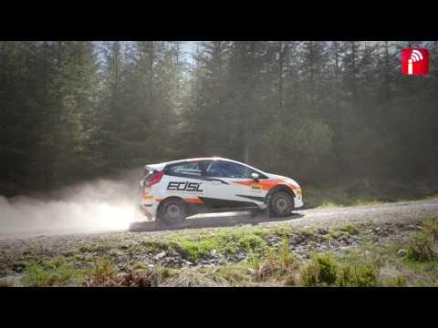 BRC - Scottish Rally 2017 - Shakedown