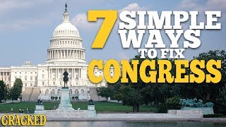 7 Simple Ways to Fix Congress (Elections, Gerrymandering, Term Limits)
